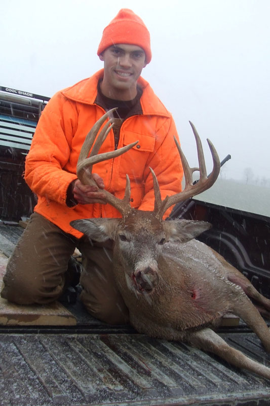 Buck Whisperer Outfitters Hunt Muskingum County Ohio